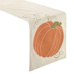 JCPenney Home Harvest Pumpkin Table Runner