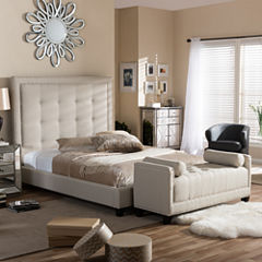 Queen Beige Bedroom Sets For The Home - JCPenney