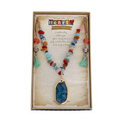 Sandra Magsamen Beaded Necklace