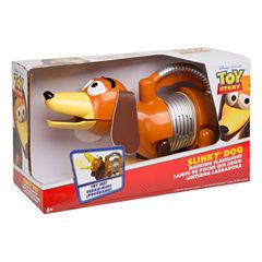 TITLETBDDisney Pixar Toy Story Slinky Dog Barking Flashlight