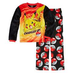 Pokemon Pajama Set Boys
