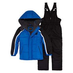iXtreme Heavyweight Snow Suit-Preschool Boys