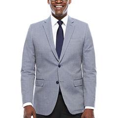 JF J. Ferrar® Blue Dot Sport Coat - Slim Fit