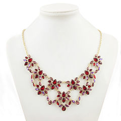 Monet Jewelry Statement Necklace