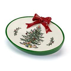 Avanti Spode Christmas Tree Soap Dish