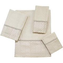 Avanti Interlace Bath Towels