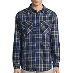 Smith's Workwear Sherpa Lined Shirt Jacket