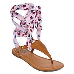 a.n.a Sailor Womens Flat Sandals