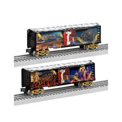 Lionel Trains The Polar Express Story Boxcar