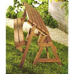 Northbeam Interchangeable Picnic Table / Garden Bench