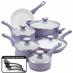 Farberware 14-pc. Aluminum Non-Stick Cookware Set
