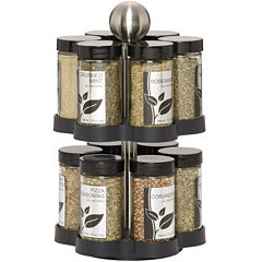 Kamenstein Madison 12-Jar Spice Rack