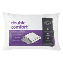 JCPenney Home Double Comfort Pillow
