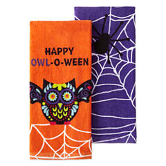 Halloween Kitchen Towels Aprons & Kitchen Towels For The Home ...