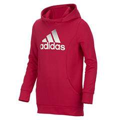 Adidas Hoodie-Big Kid Girls