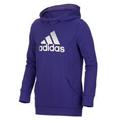 Adidas Hoodie-Big Kid Girls
