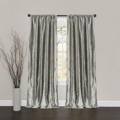 Lush Decor Velvet Dream 2-Pack Curtain Panel