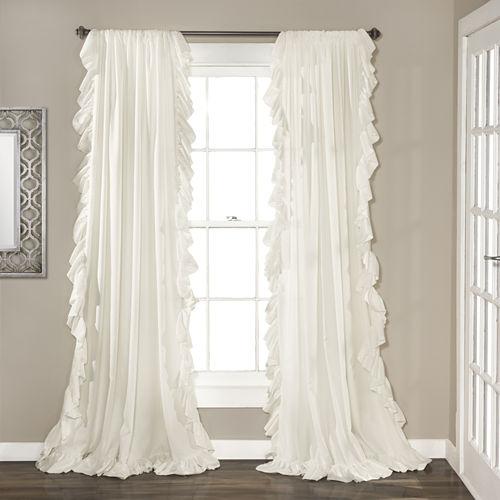 Lush Decor Reyna 2-Pack Curtain Panel