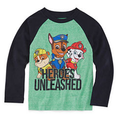 Paw Patrol SS T-Shirt Toddler Boys