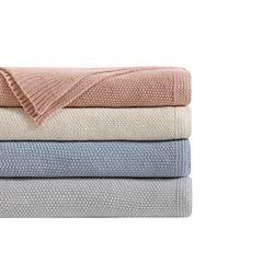 Laura Ashley Metallic Blanket