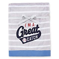 Carter's® Cozy Baseball Blanket - One Size