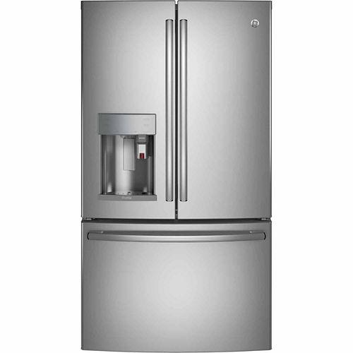 GE® 36 Counter-Depth French Door Refrigerator