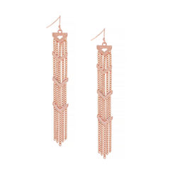 Nicole By Nicole Miller Chandelier Earrings
