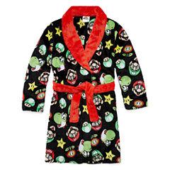 Super Mario Pajama Set Boys Big