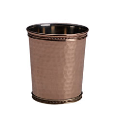 Mikasa Copper Mint Julep Cup 120z Tumbler Glass