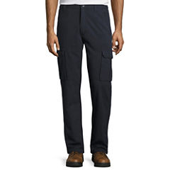 Smith's Workwear Lined Canvas Cargo Pants