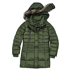 S Rothschild Heavyweight Puffer Jacket - Girls-Big Kid