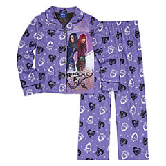 Disney 2-pc. Descendants Pant Pajama Set Girls