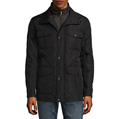 London Fog Midweight Quilted Jacket