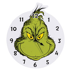 Trend Lab Dr. Seuss The Grinch Wall Clock