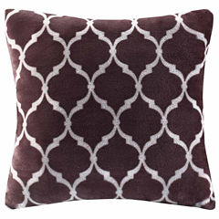 Madison Park Ogee Square Throw Pillow