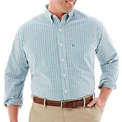 IZOD® Essential Woven Shirt–Big & Tall