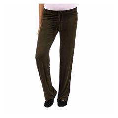 24/7 Comfort Apparel Drawstring Pants - Maternity