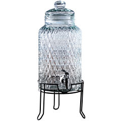 Jay Imports Quilted Beverage Dispenser
