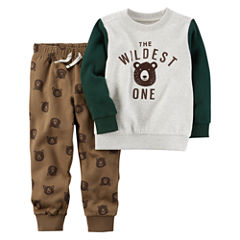 Carter's 2-pc. Animal Pant Set Boys
