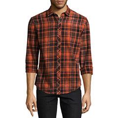 Decree Long Sleeve Flannel Shirt