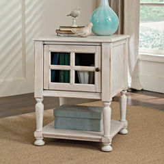 Signature Design by Ashley® Mirimyn Storage Chairside Table