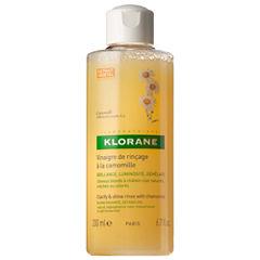 Klorane Clarify & Shine Rinse With Chamomile