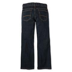 Arizona Bootcut Jeans - Boys 8-20, Slim and Husky