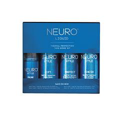 Paul Mitchell Neuro Liquid Take Home? Kit 4-pc. Value Set - 5.3 oz.