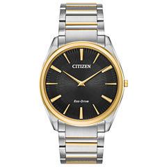 Citizen Mens Two Tone Bracelet Watch-Ar3074-54e