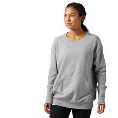 Reebok Long Sleeve Sweatshirt