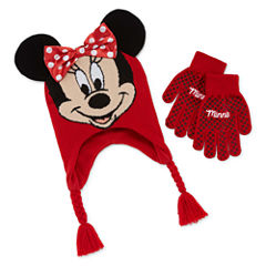 Abg 2-pc. Minnie Mouse Cold Weather Set-Big Kid Girls