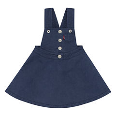 Levi's Freeform Sleeveless A-Line Dress - Baby Girls