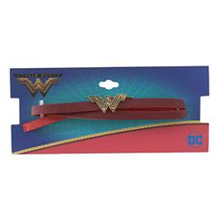 Womens Wonder Woman Wrap Bracelet