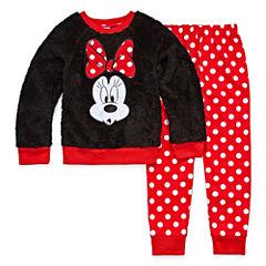 Disney 2-pc. Minnie Mouse Pajama Set Girls